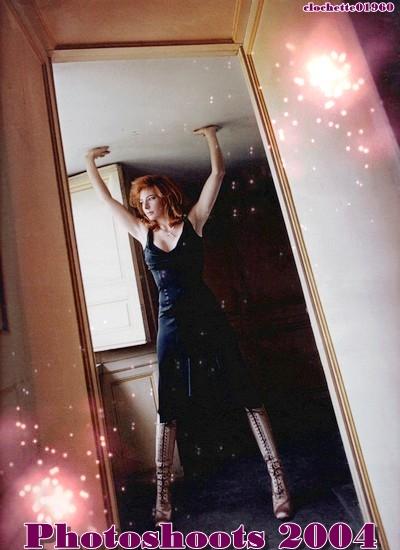 Photoshoots 2004