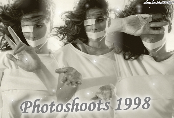 Photoshoots 1998