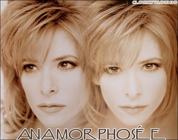 "Photoshoots "" Anamorphosée """