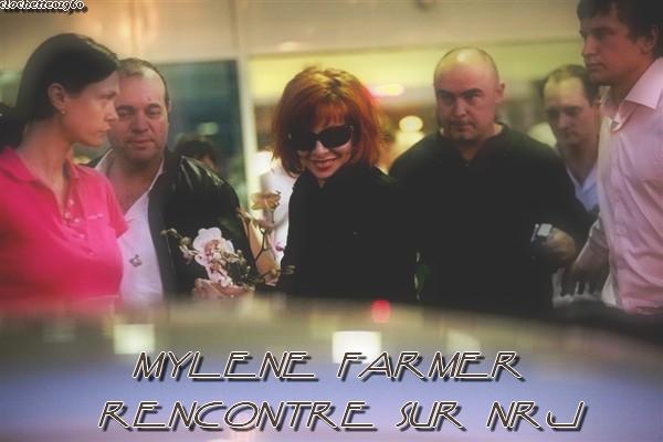 Rencontre avec Mylene et ces fans