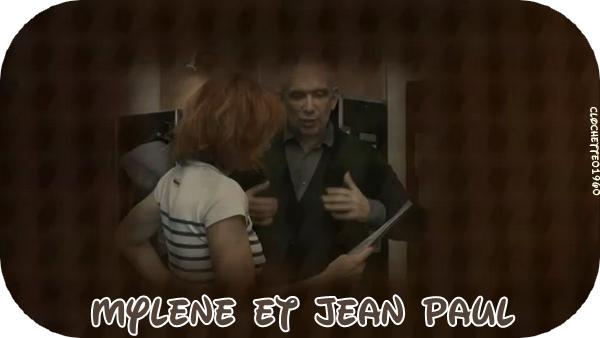 Mylene et Jean Paul