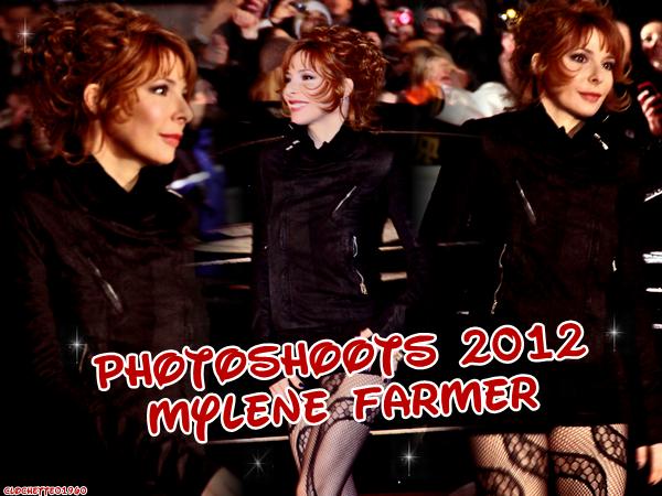 Photoshoots 2012