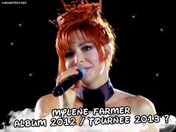 Rumeurs album 2012/Tournée 2013