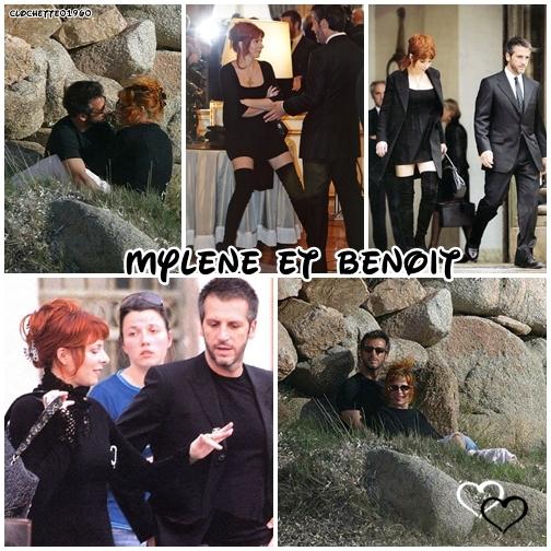 Mylene et Benoît