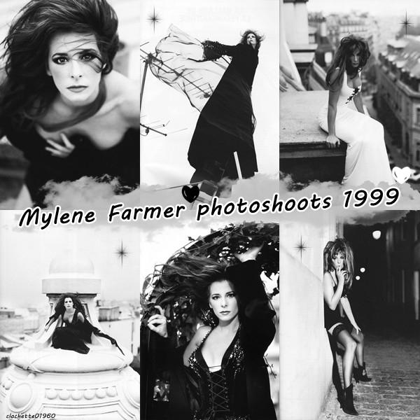 Photoshoots 1999
