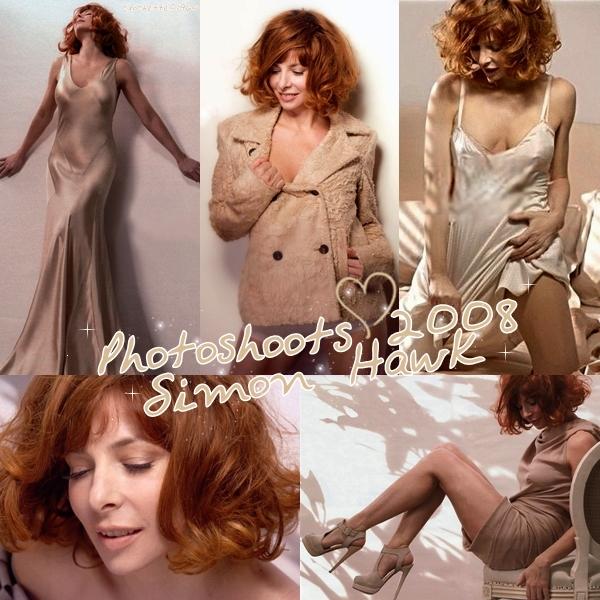 Photoshoots  2008 : Madame Figaro