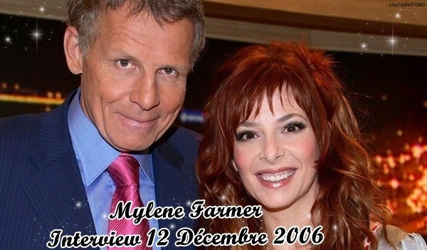 Mylene Farmer Interview au JT de 20h TF1