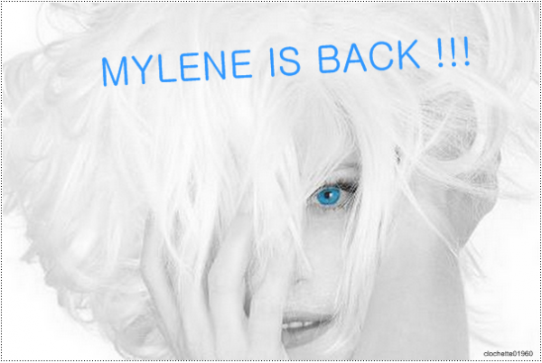 Mylene Is Back