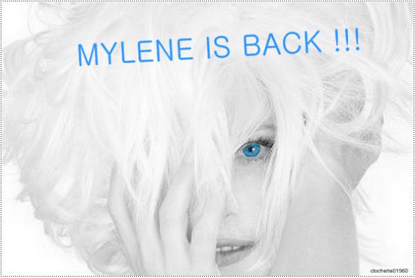 Mylene Is Back