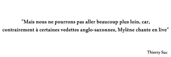 Jean-Paul Gaultier au costumes