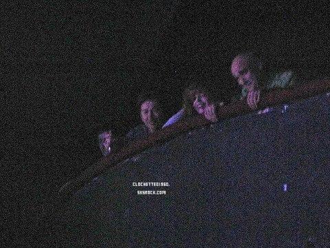 """Mylene au concert de Lana Del Rey + Reprise de """" Désenchantée """" dans The Voice par Olympe"""