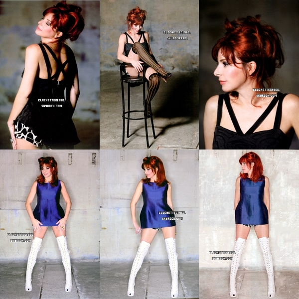 Flashback : Photoshoot 2008