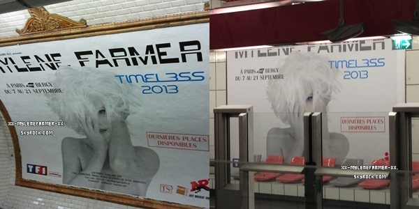 Nouvelles Affiches : Timeless 2013