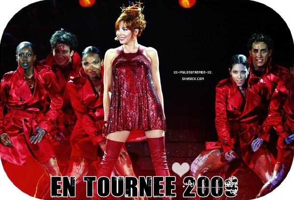 Tournée 2009