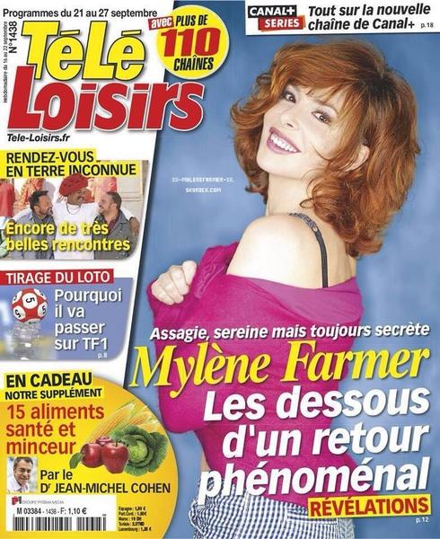 Récapitulatif des news sur Mylène Farmer