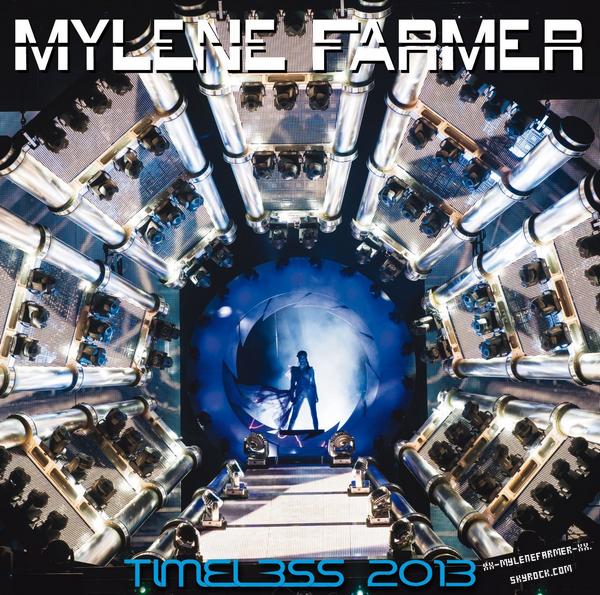 Sortie de l'album live Timeless 2013 + clip de Diabolique mon ange live