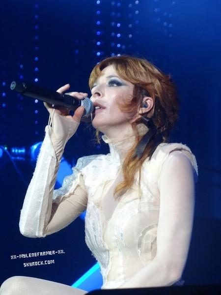 Mon concert du 6 Décembre à Nice