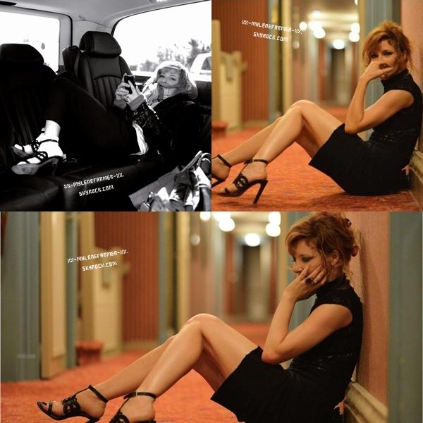 Mylène Farmer : Photoshoots 2013