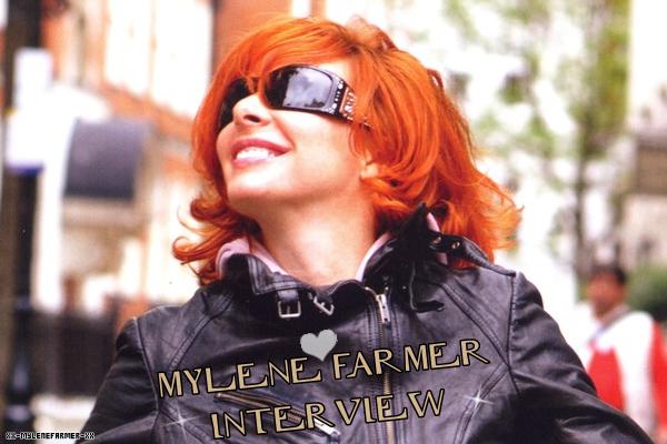 Interview Paris Match - 2 Décembre 2010
