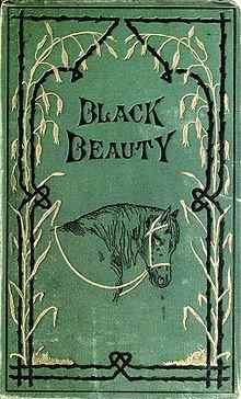 """Un étalon noir....  tel  """" BLACK BEAUTY """" ...!!!!"""
