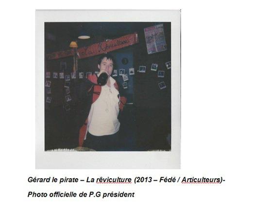 """En réaction à la photo officielle de """"P.G président"""" parue dans les """"les carnets de Péjounai"""", adaptons-nous à l'époque qui s'ouvre et ... changeons !!!"""