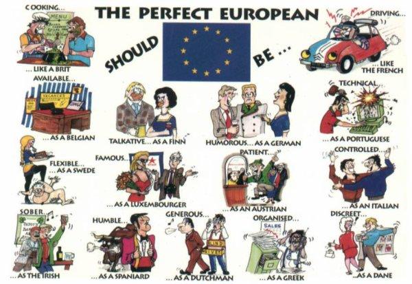 L'Union Européenne : ce vaste bordel... Moi, Monsieur X, Je suis d'abord citoyen du monde !