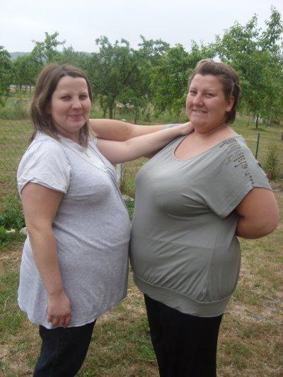 Mes 2 soeur enceintes