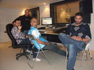 Studio el Hip hop