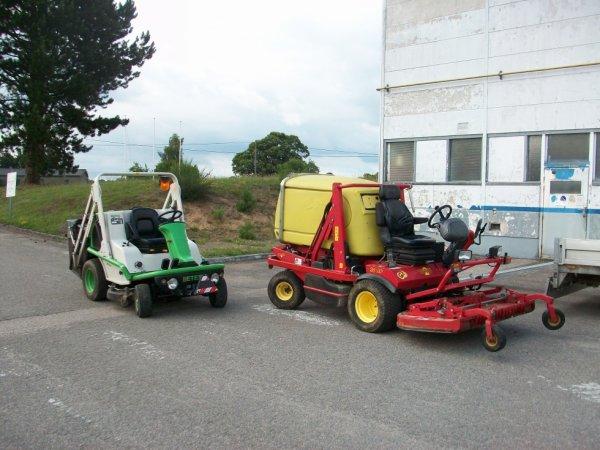 Tonde 2014 Gianni Ferrari turbo2 et Etesia hydro 124