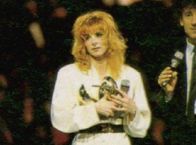 Victoires de la Musique en 1988 ...