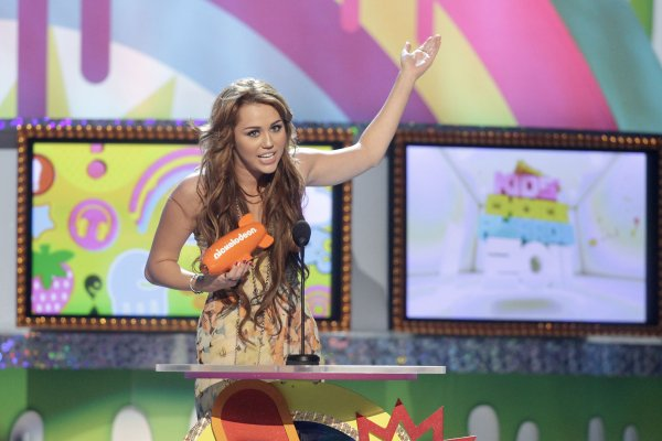 Kids Choice Awards.