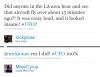 Miley a twitté Nick !
