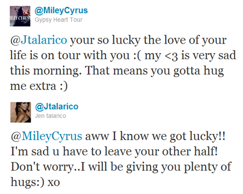 Niley news : fin Avril !