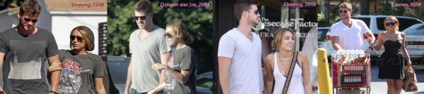 Niley News aout 2011.