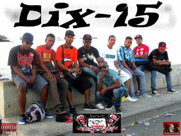 En attendant l'album / DIX-15_Boua ya matso (2012)
