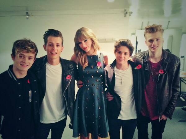 BBC Radio1 Teen Awards 2013 (Partie Taylor Swift)