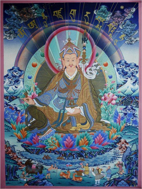 Padmasambhava vous bénit