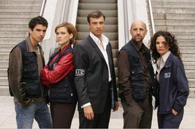 Nouvelle Fiction sur RIS Police Scientifique et le couple Marc/Julie de cette même série !