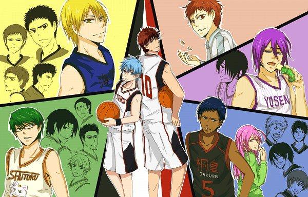 Kuroko No Basket.