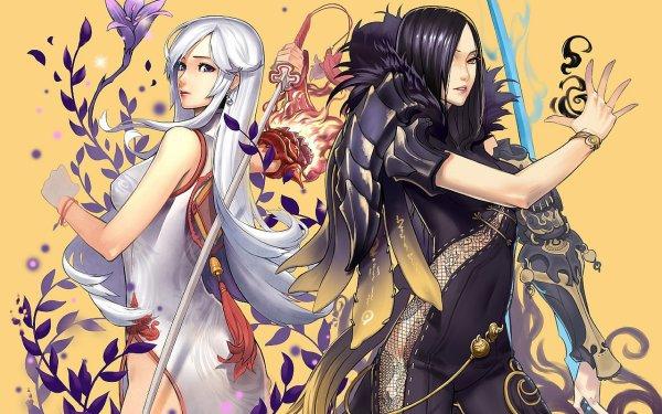 Blade & Soul.