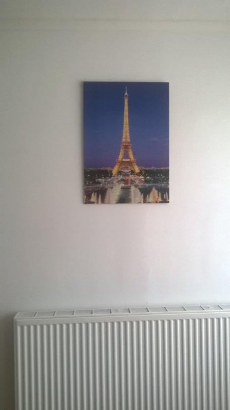 Puzzle La Tour Eiffel