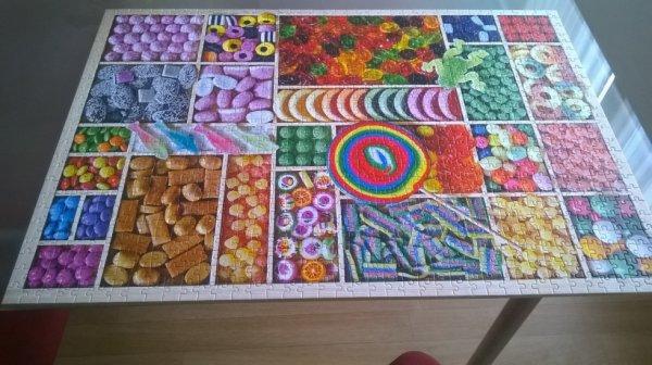 Puzzle Friandises