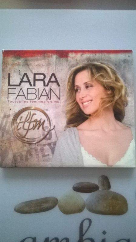 "Lara Fabian  ""Toutes les femmes en moi"""