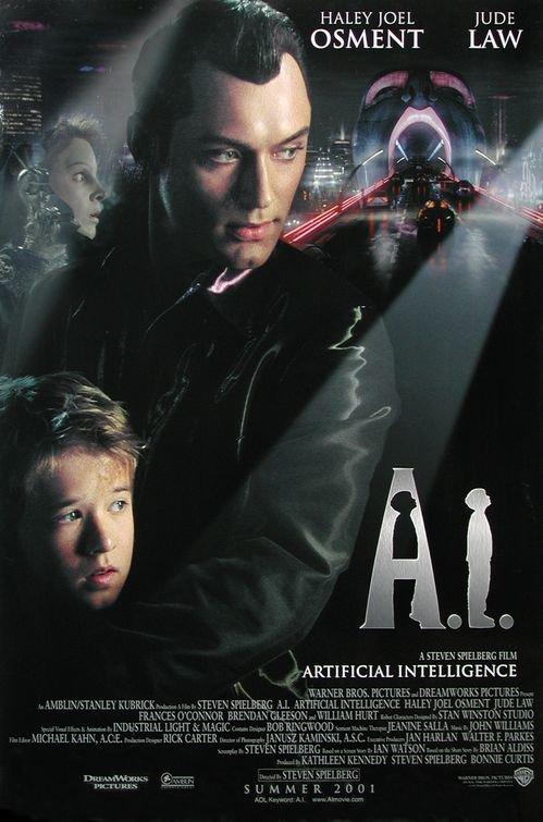 A.I., Intelligence artificielle