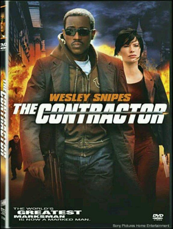 Le contractor - Téléfilm 2007