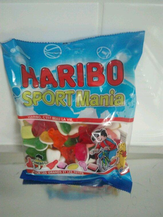 Haribo c'est beau la vie pour les grands et les petits