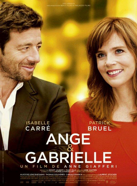 Ange & Gabrielle avec Patrick Bruel
