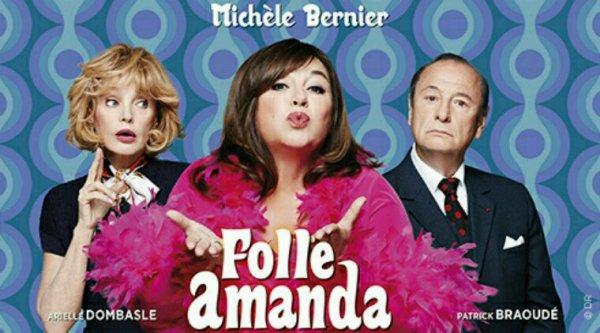 Pièce de Théâtre - Folle Amanda