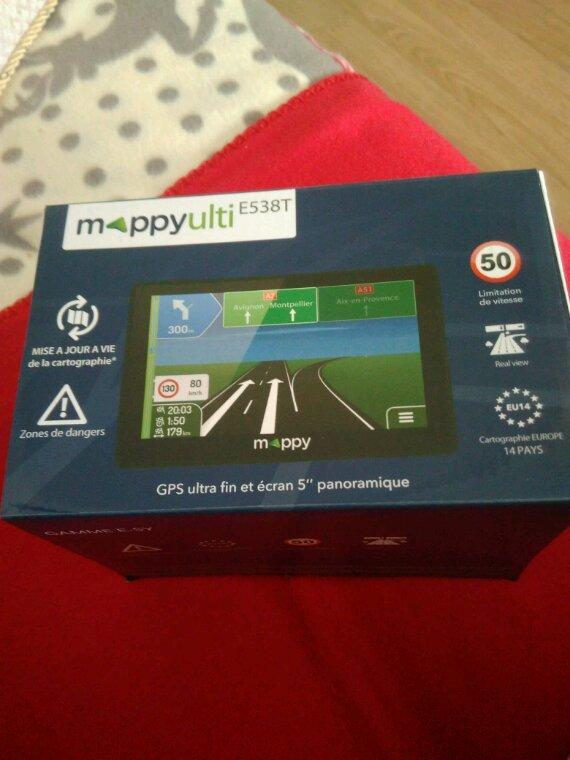 GPS Mappy