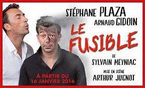 Le fusible théâtre en direct sur M6 & documentaire sur Stéphane plaza